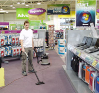 cleaning pc world hove